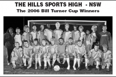 Bill Turner Cup 2006 Finals
