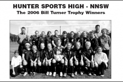 Bill Turner Trophy 2006 Finals