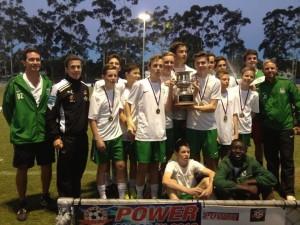 Cavendish Road SHS Queensland champions for 2013