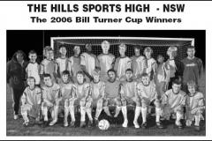 Bill Turner Cup 2006 Finals