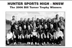 Bill Turner Trophy 2006 Finals
