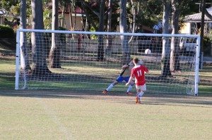 Penalty Shootout between Cairns and Kelvin Grove